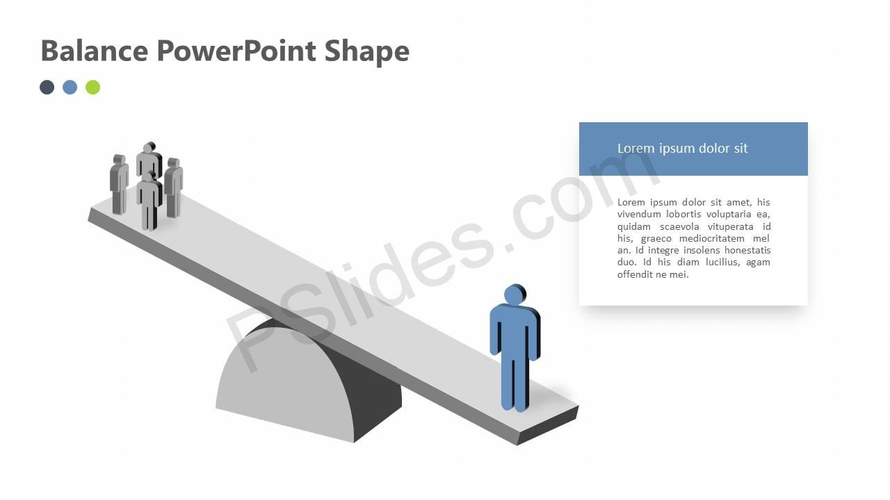 Balance-PowerPoint-Shape-Slide1