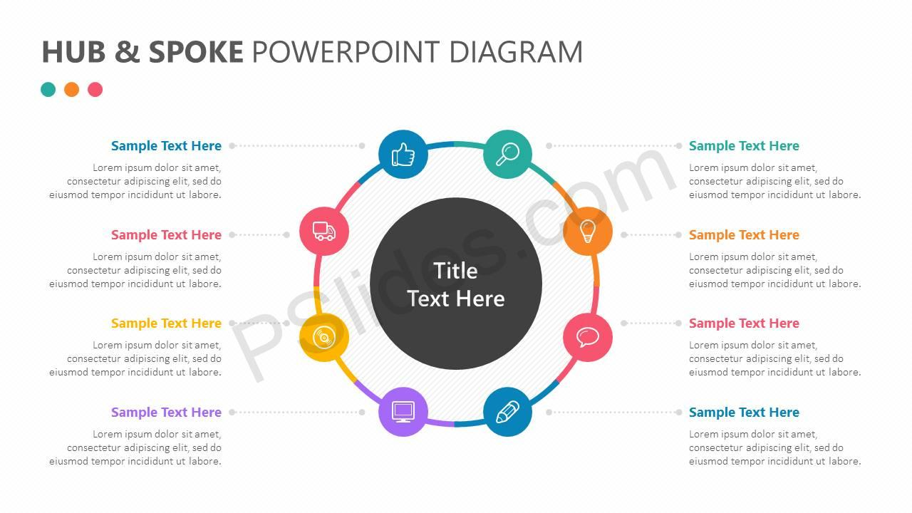 Hub-Spoke-PowerPoint-Diagram-Slide1