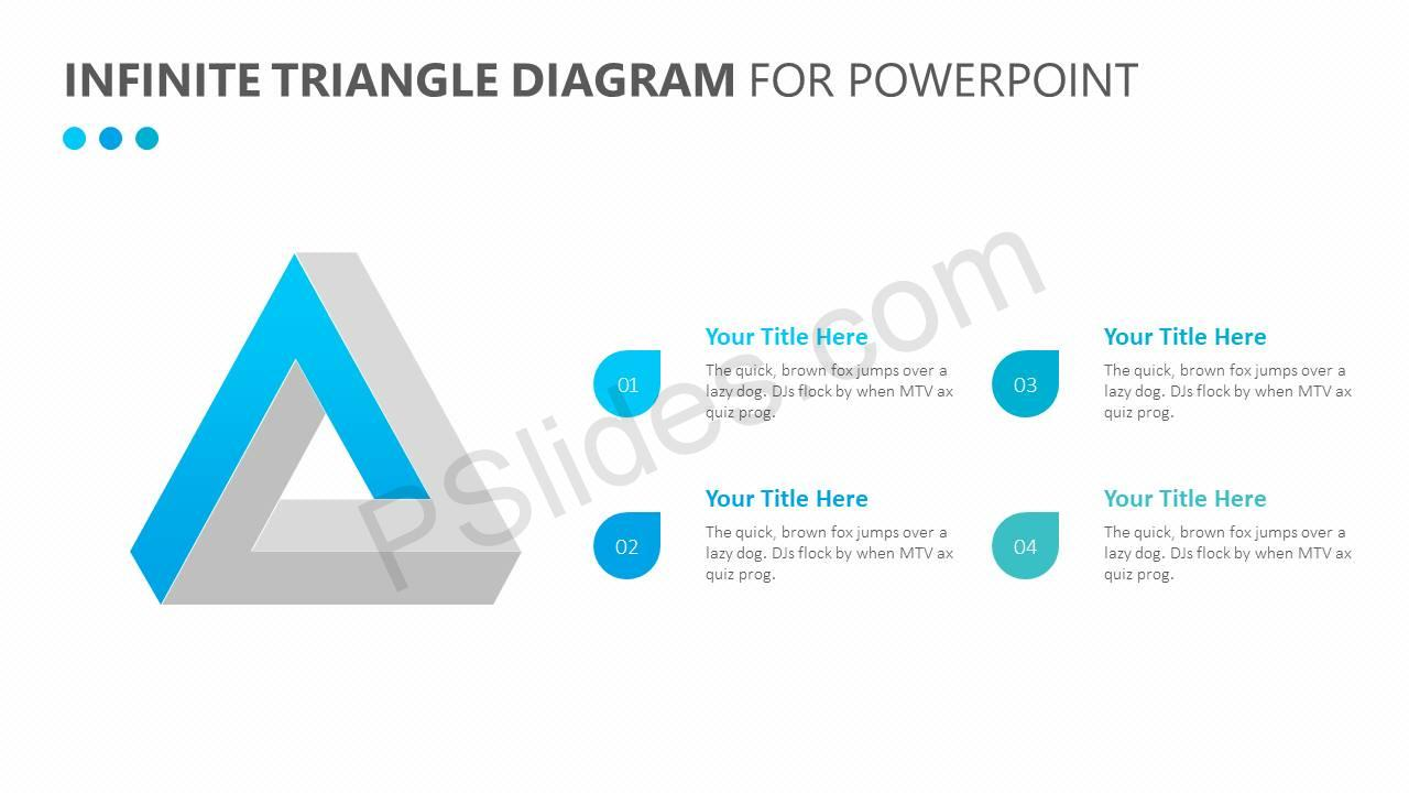 Infinite-Triangle-Diagram-for-PowerPoint-Slide2