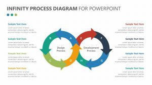 Infinity Process Diagram for PowerPoint