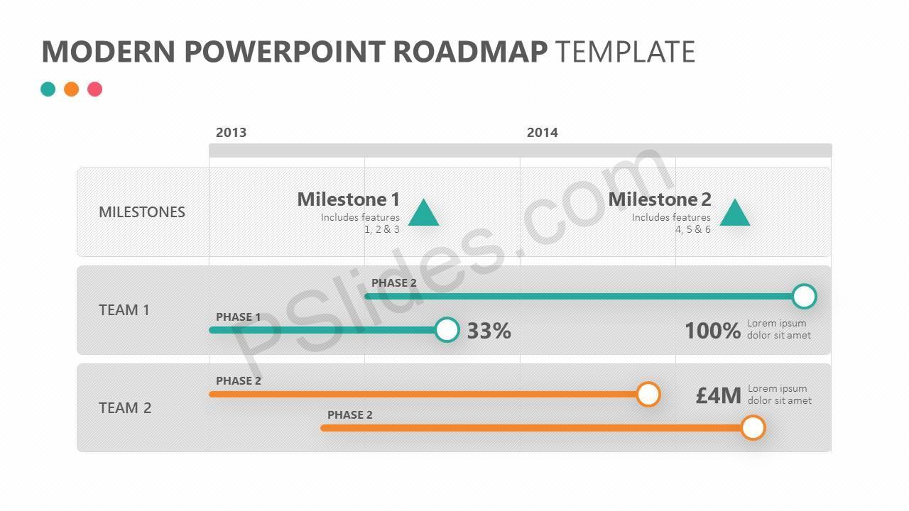 Modern-PowerPoint-Roadmap-Template-Slide3