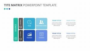 TITE Matrix PowerPoint Template