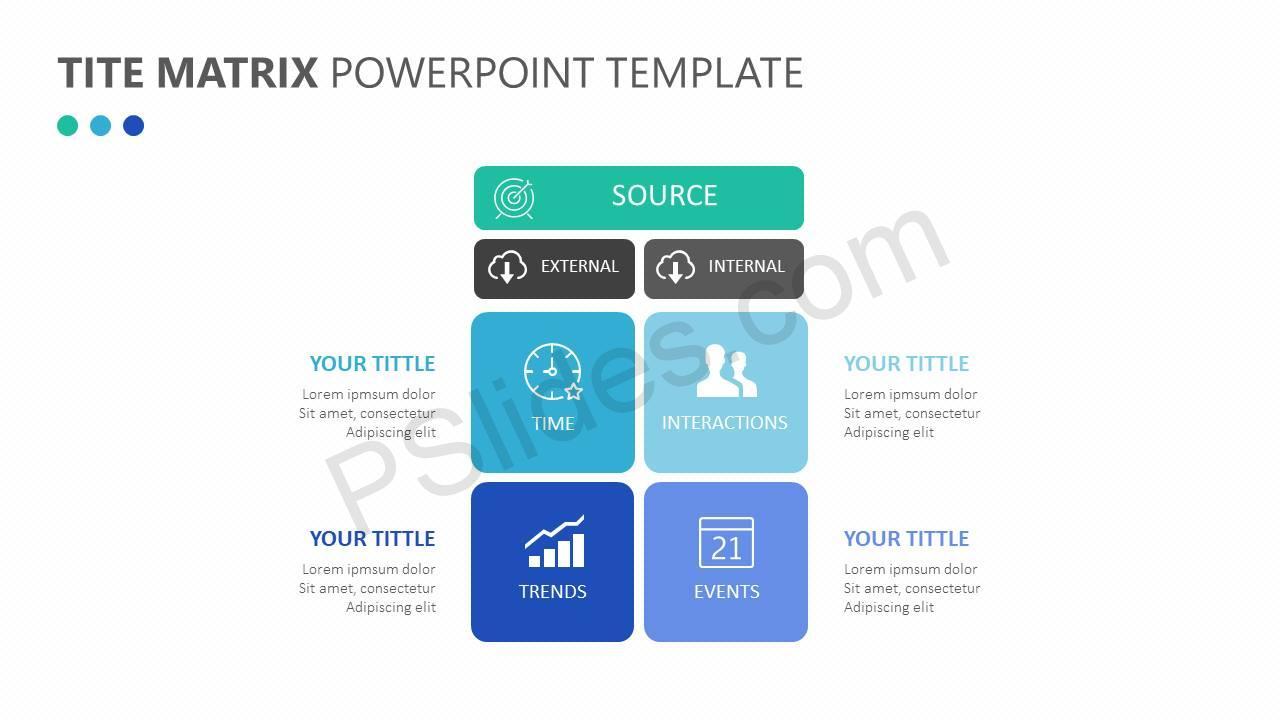 TITE-Matrix-PowerPoint-Template-Slide2
