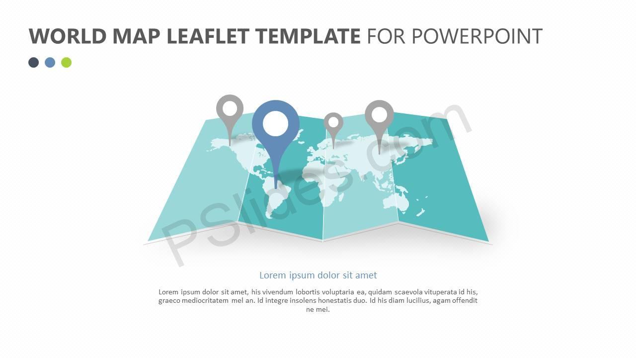 World-Map-Leaflet-Template-for-PowerPoint-Slide2