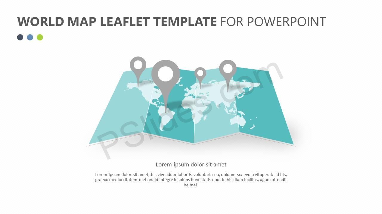 World-Map-Leaflet-Template-for-PowerPoint-Slide3