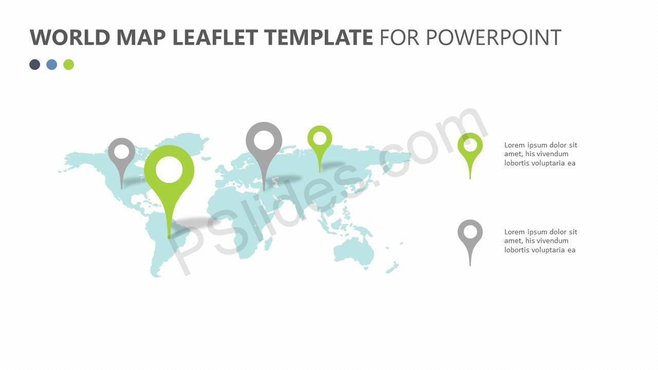 World-Map-Leaflet-Template-for-PowerPoint-Slide5