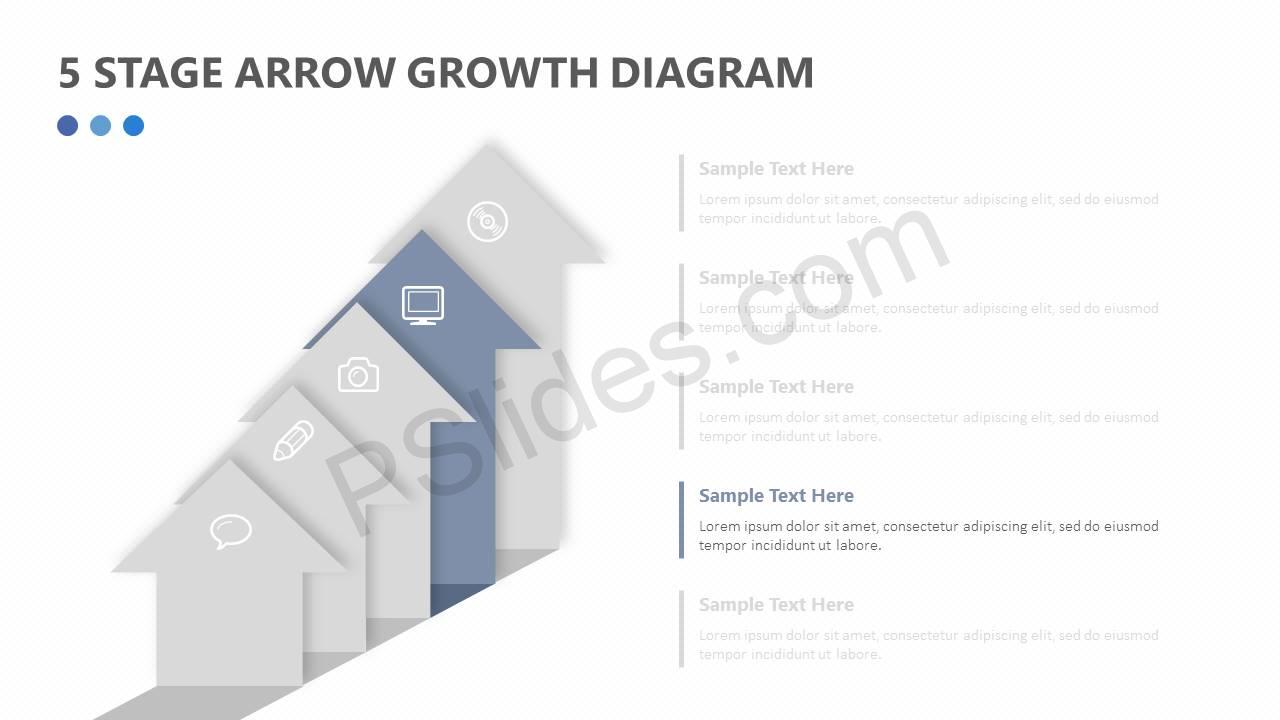 5-Stage-Arrow-Growth-Diagram-Slide2