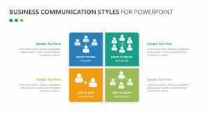 Business Communication Styles for PowerPoint