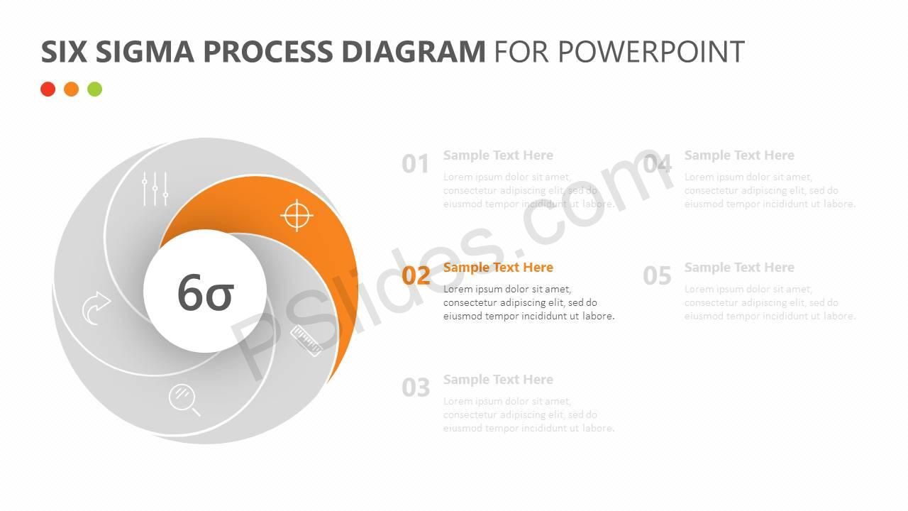 Six-Sigma-Process-Diagram-for-PowerPoint-Slide4