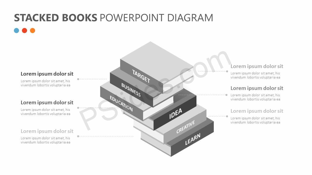 Stacked-Books-PowerPoint-Diagram-Slide3