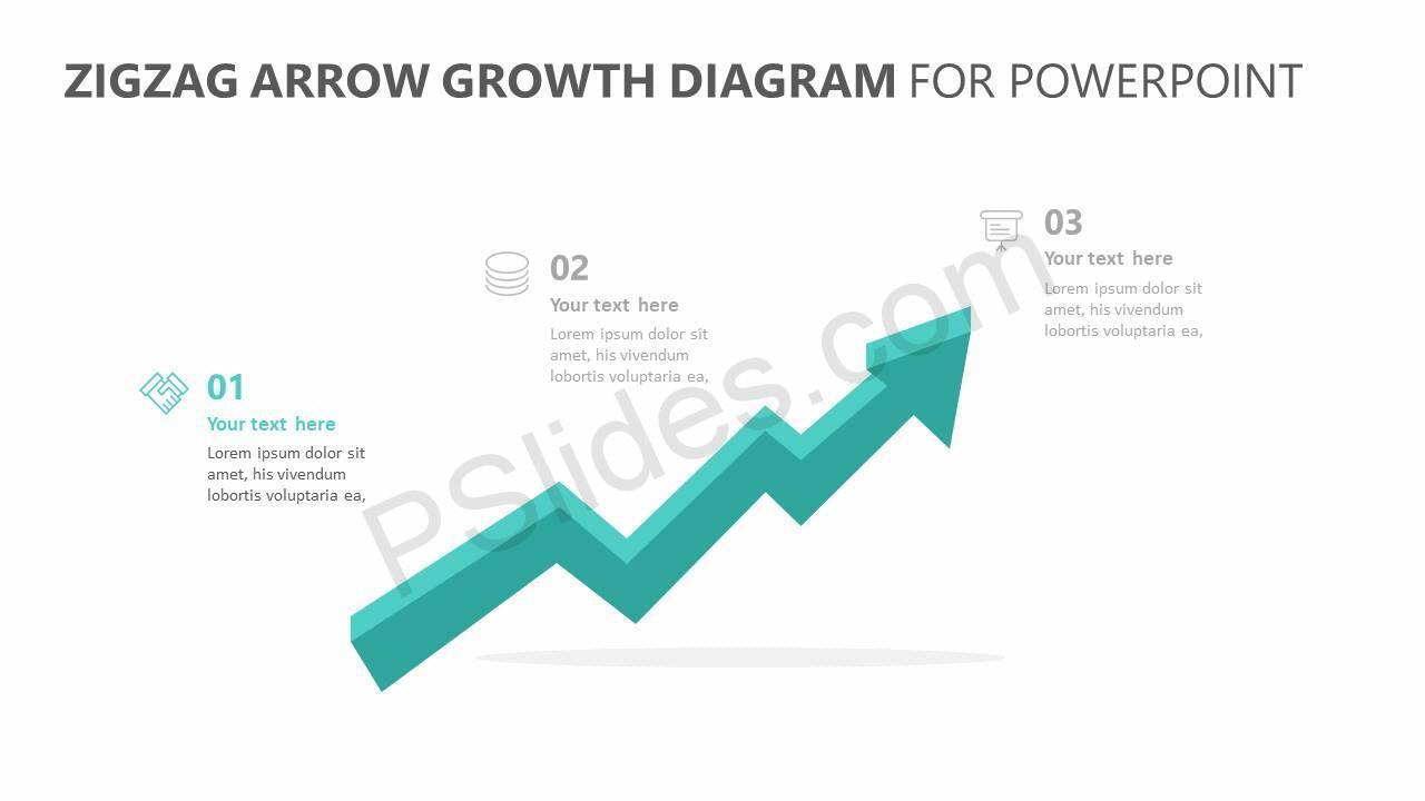 Zig-Zag-Arrow-Growth-Diagram-for-PowerPoint-Slide2