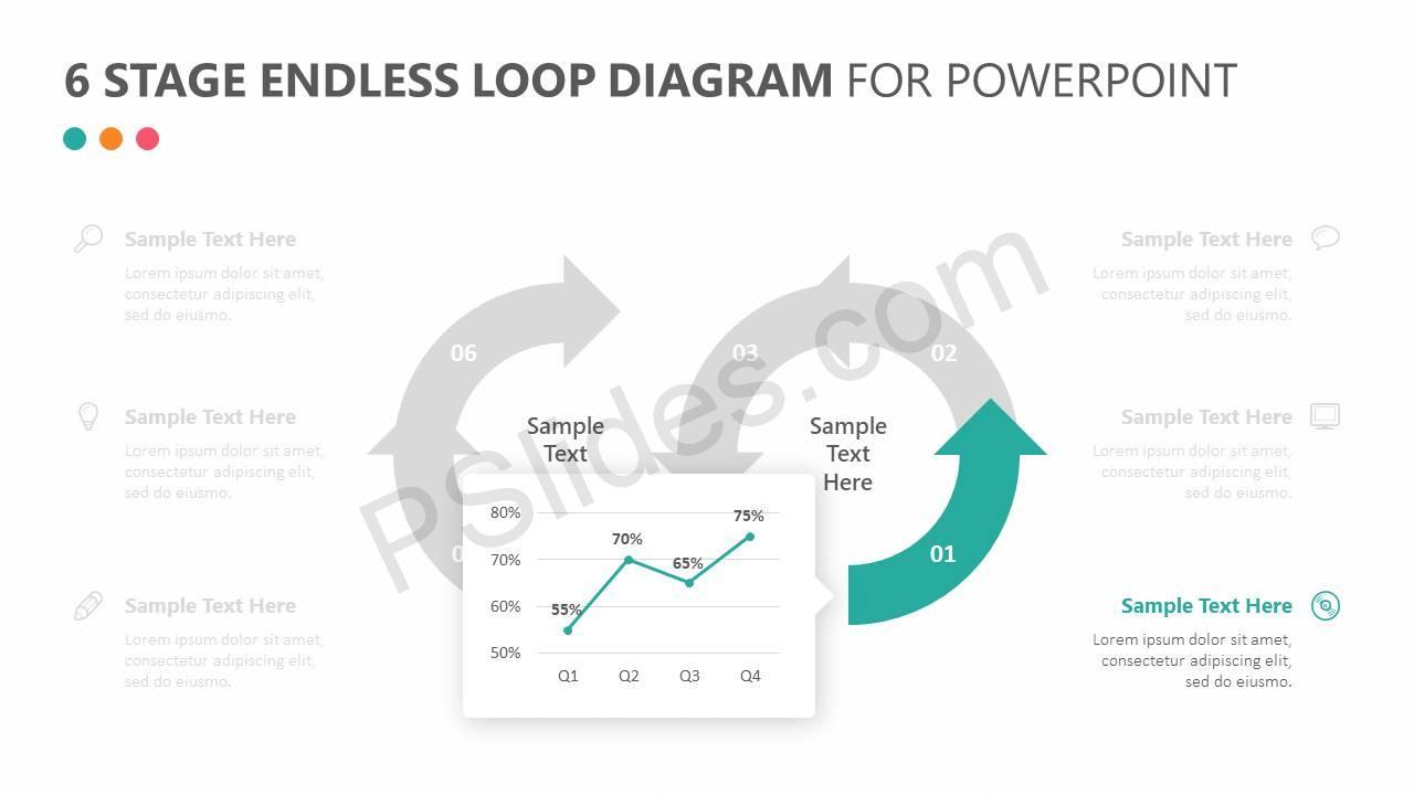 6-Stage-Endless-Loop-Diagram-for-PowerPoint-Slide2