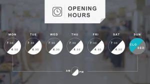 Business Opening Hours