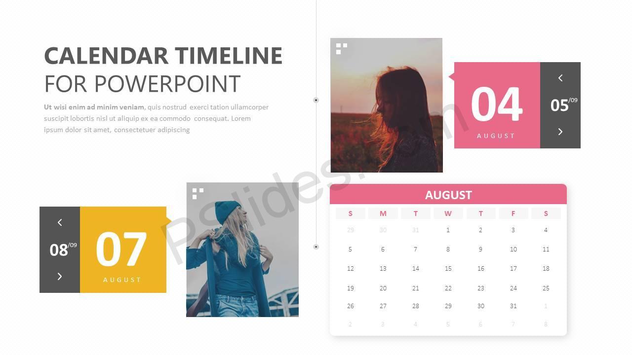 Calendar-Timeline-for-PowerPoint-Slide2