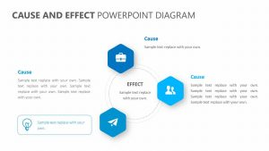 Cause and Effect PowerPoint Diagram