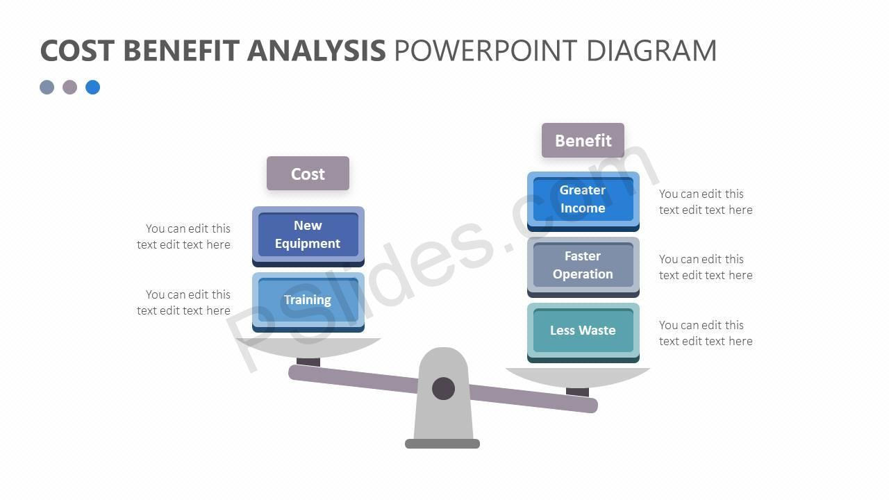 Cost-Benefit-Analysis-PowerPoint-Diagram-Slide1