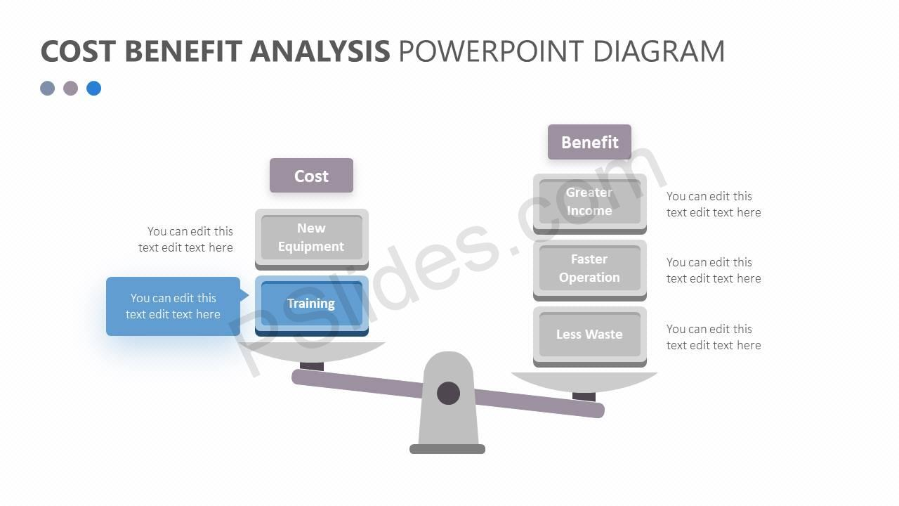 Cost-Benefit-Analysis-PowerPoint-Diagram-Slide2
