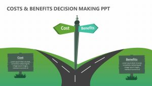Costs and Benefits Decision Making PPT