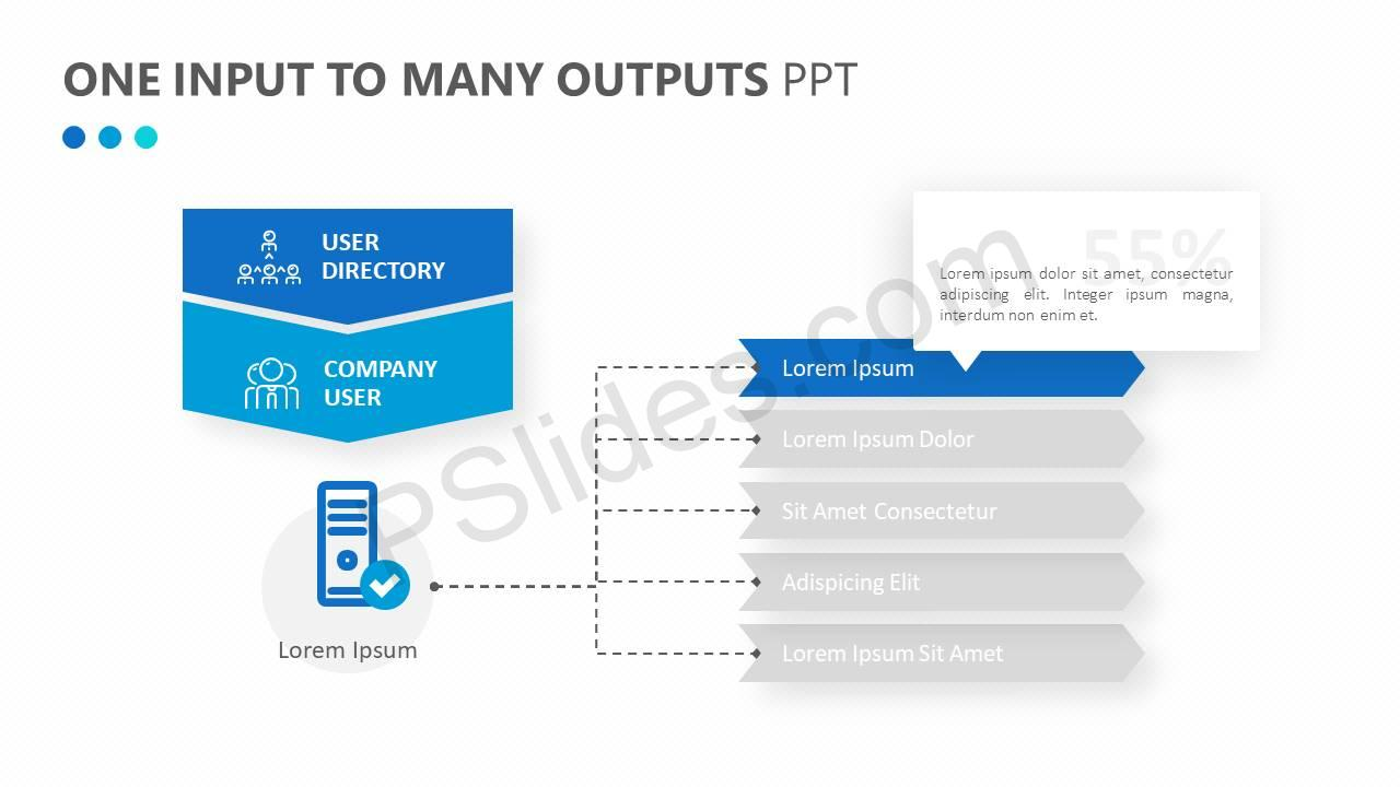 One-Input-to-Many-Outputs-PPT-Slide4
