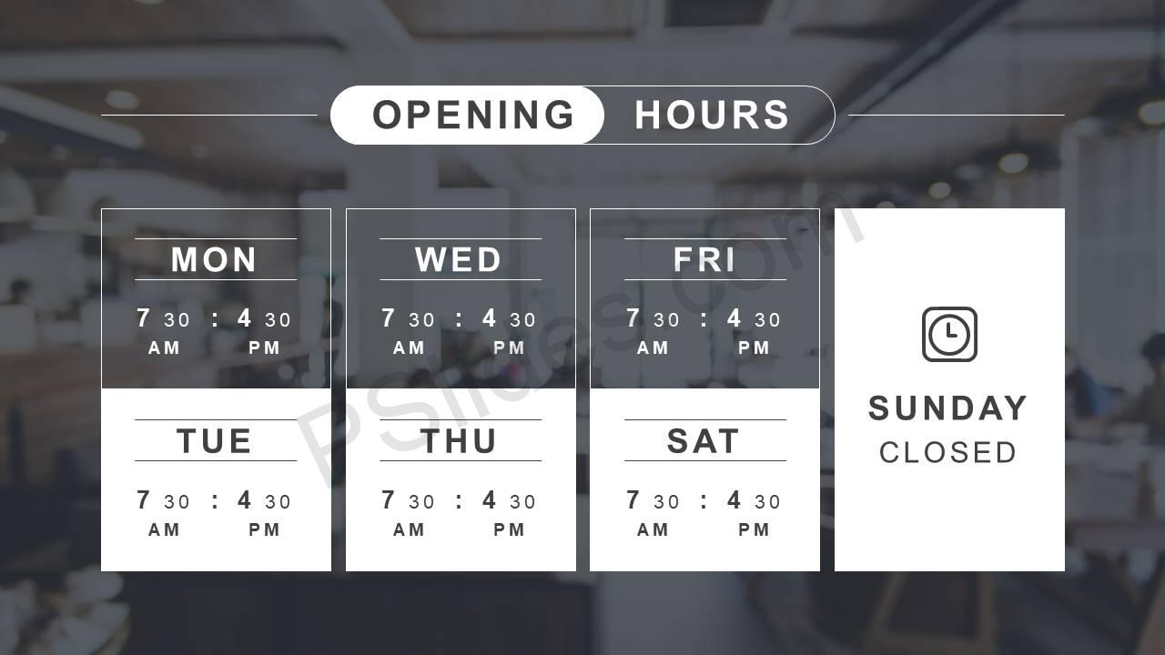 Opening-Hours-for-PowerPoint-Slide1