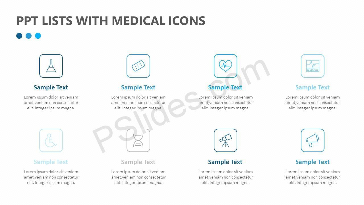 Medical Agenda List