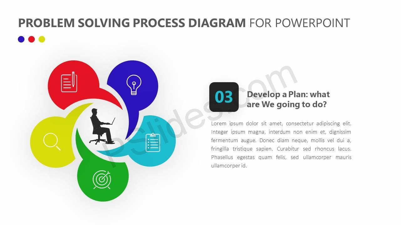 Problem-Solving-Process-PowerPoint-Diagram-Slide4