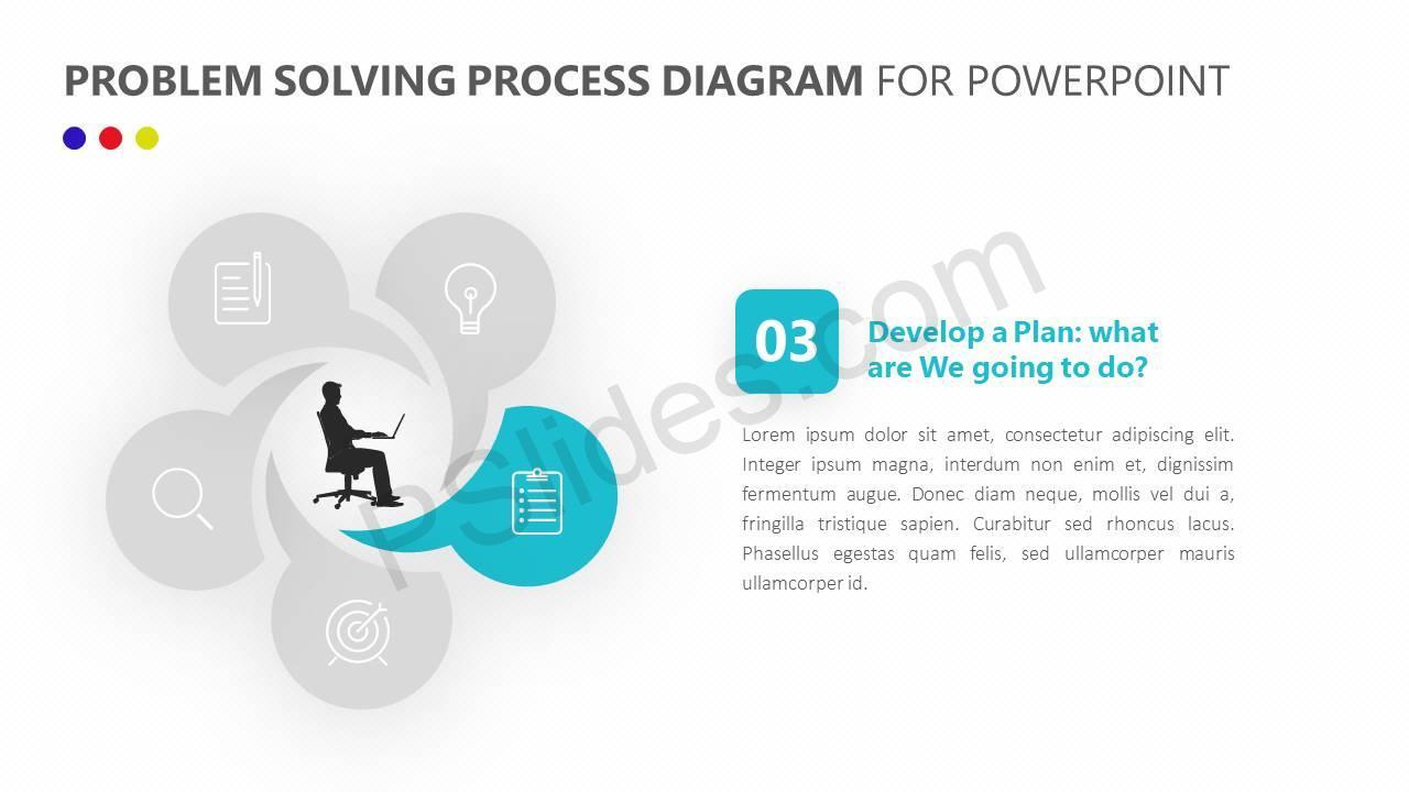 Problem-Solving-Process-PowerPoint-Diagram-Slide5