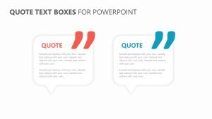 Quote Text Boxes for PowerPoint