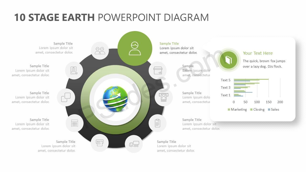 10-Stage-Earth-PowerPoint-Diagram-Slide2