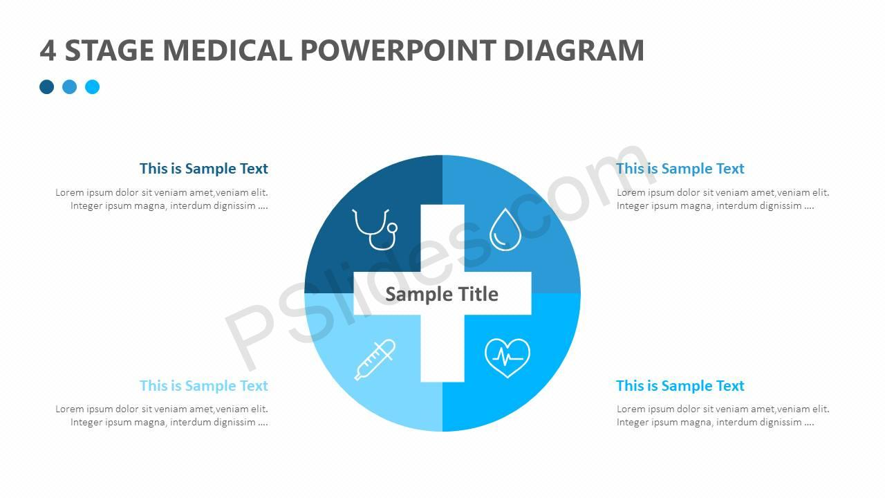 4-Stage-Medical-PowerPoint-Diagram-Slide1