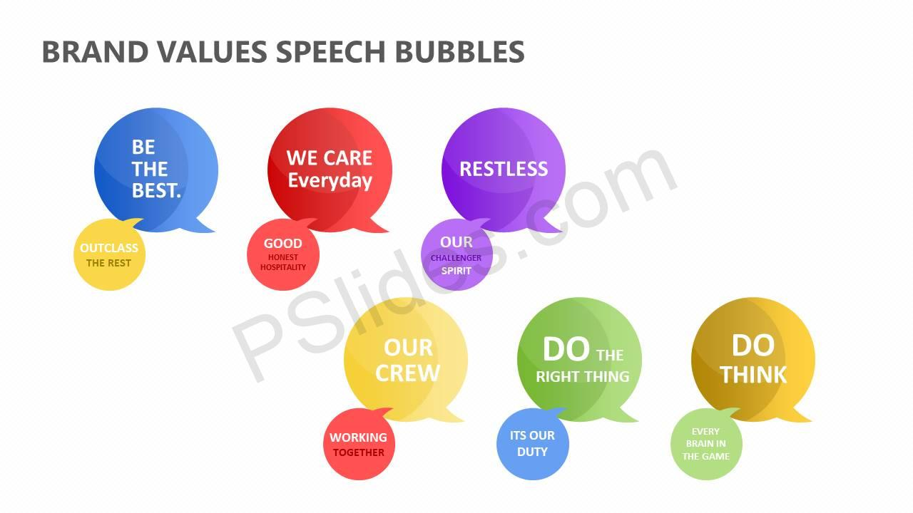 Brand-Values-Speech-Bubbles-Slide1