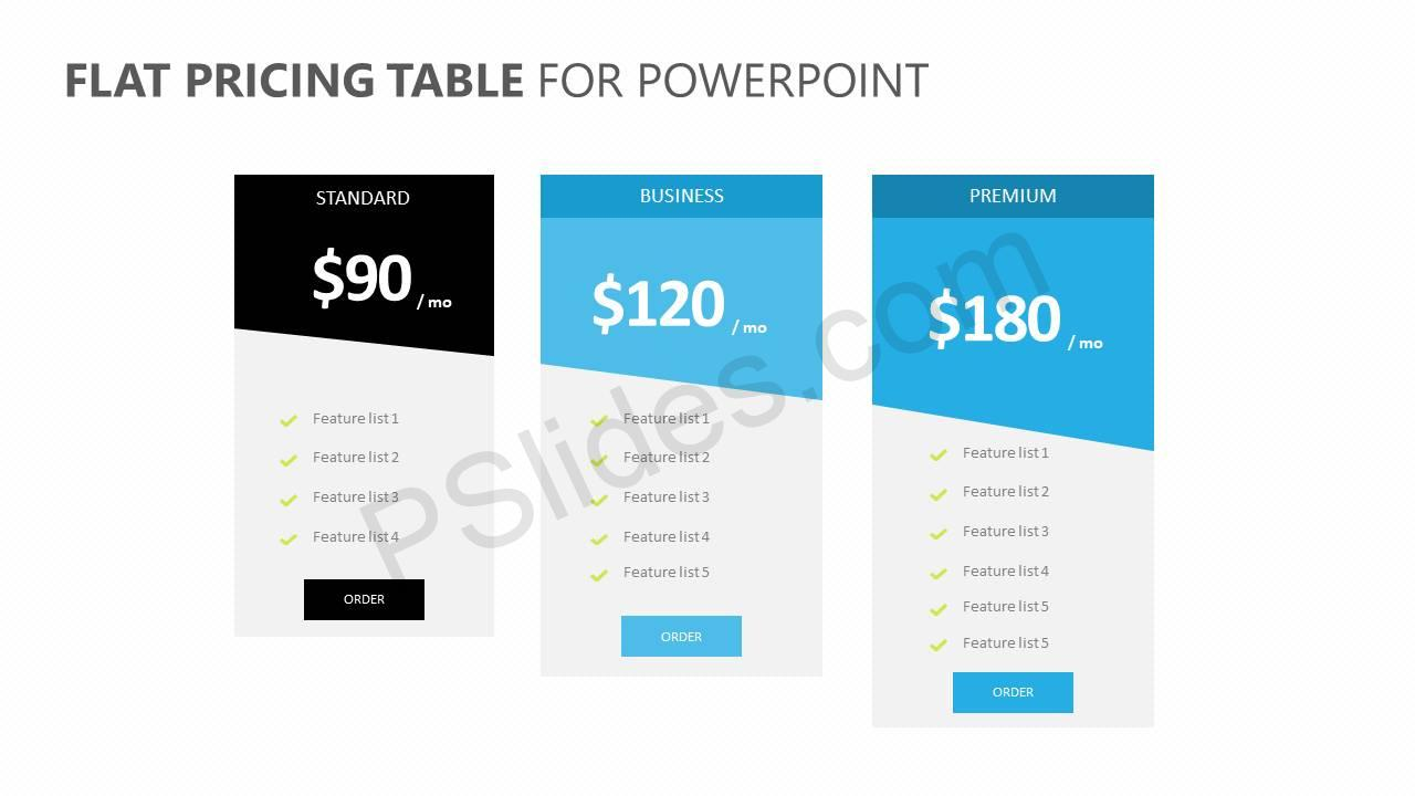 Flat-Pricing-Table-for-PowerPoint-Slide1