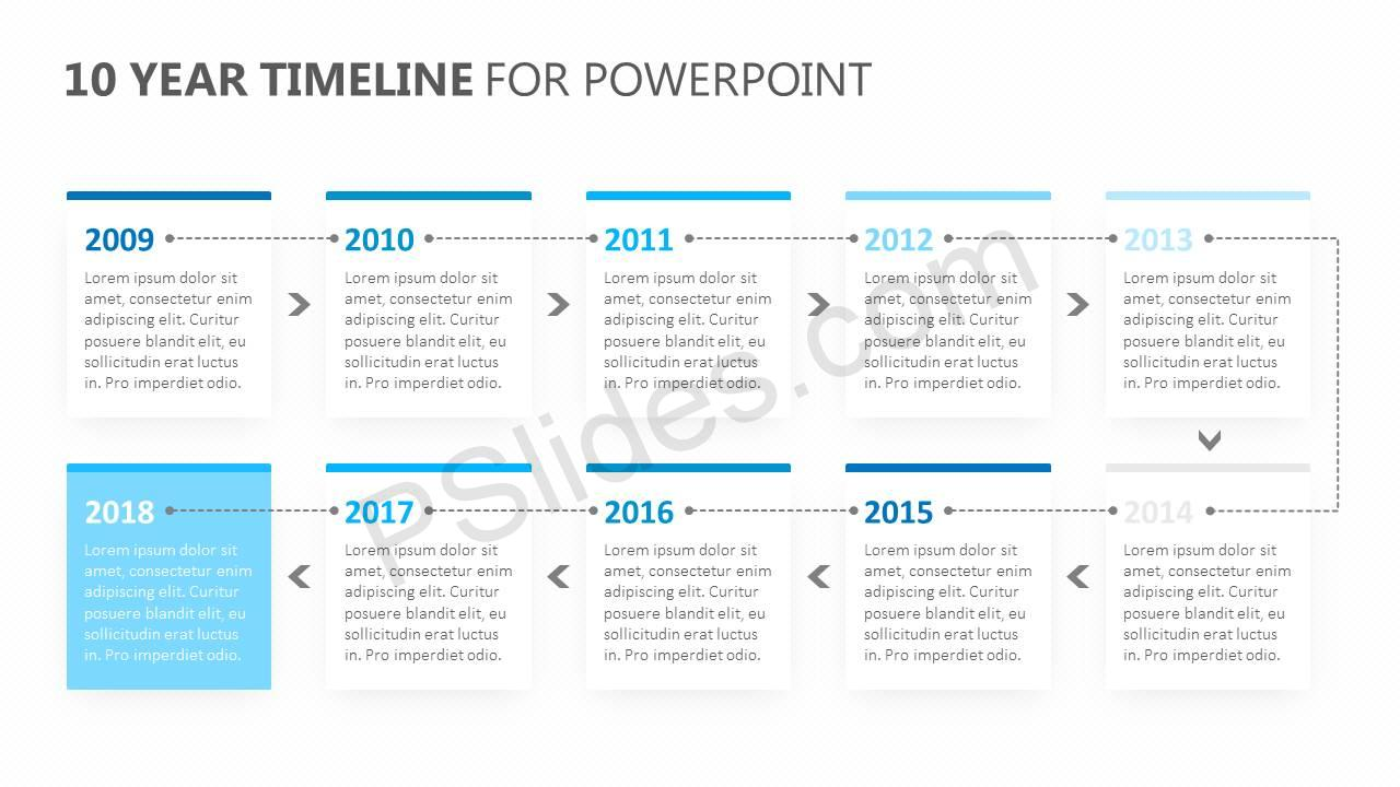 10-Year-Timeline-for-PowerPoint-Slide1