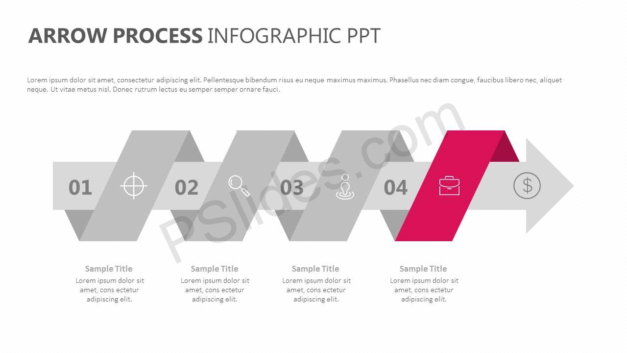 Arrow-Process-Infographic-PPT-Slide3