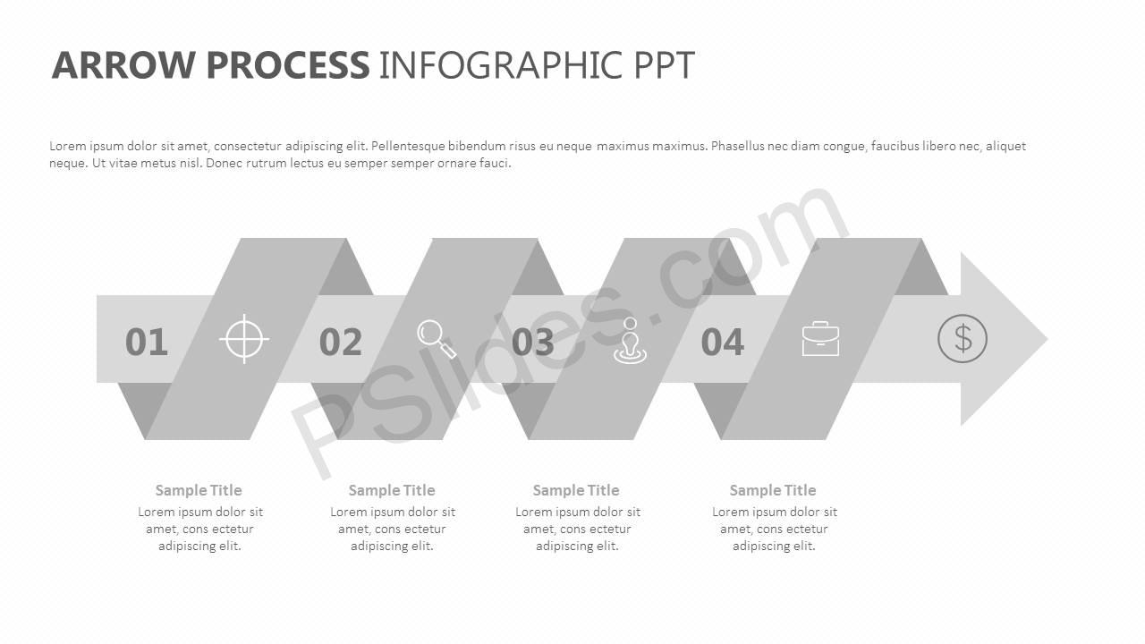 Arrow-Process-Infographic-PPT-Slide4