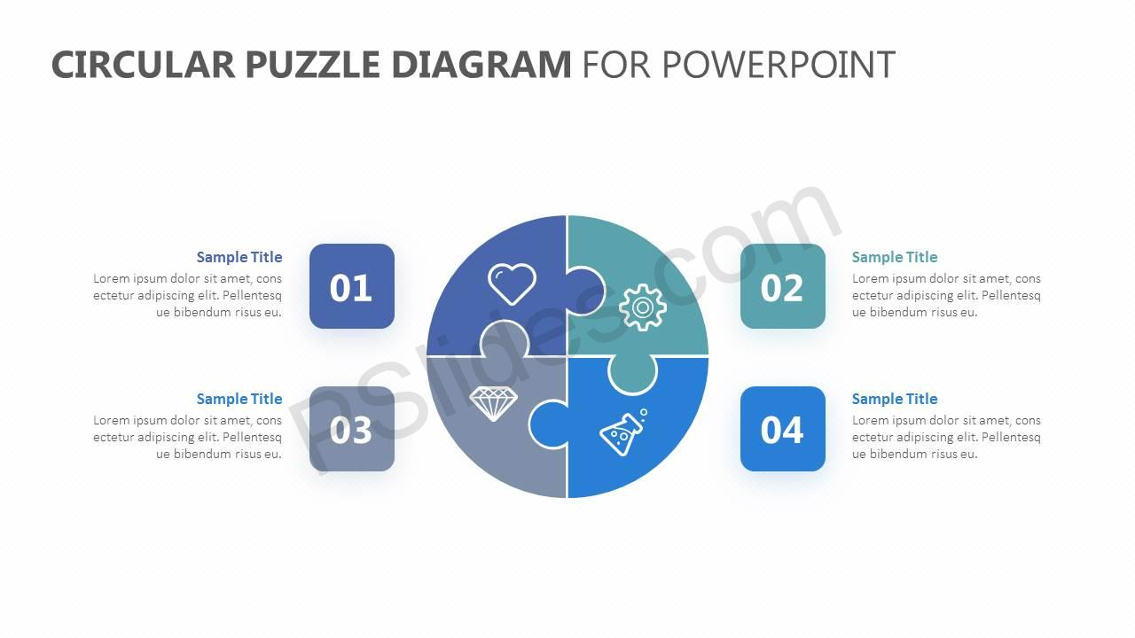 Circular-Puzzle-Diagram-for-PowerPoint-Slide1