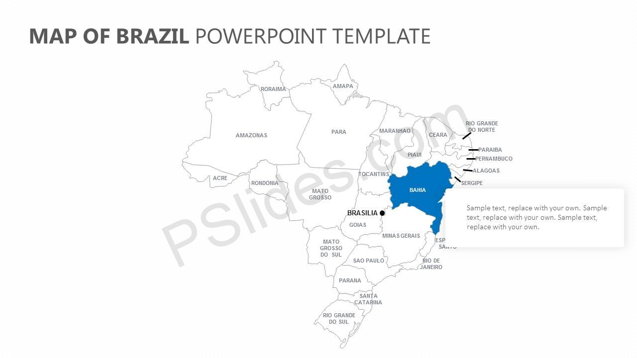 Map-of-Brazil-PowerPoint-Template-Slide1