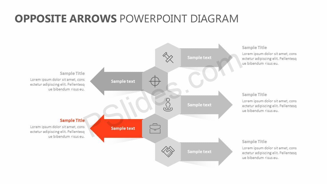 Opposite-Arrows-PowerPoint-Diagram-Slide2