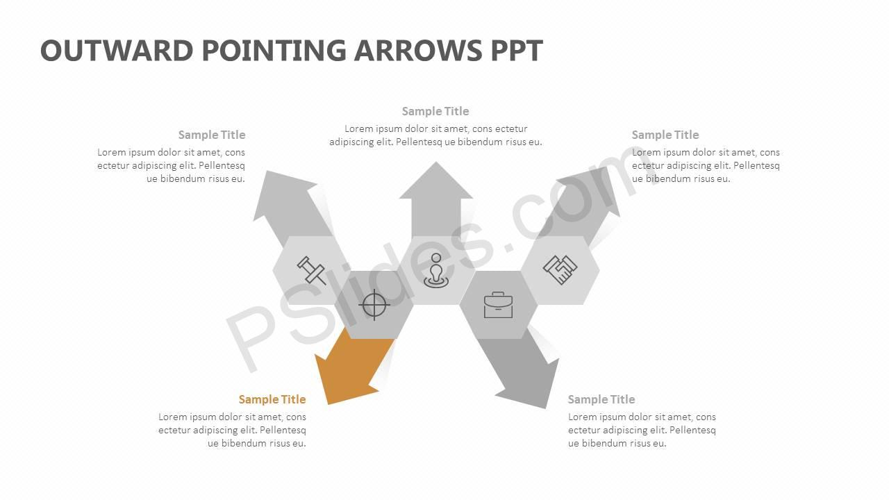 Outward-Pointing-Arrows-PPT-Slide2