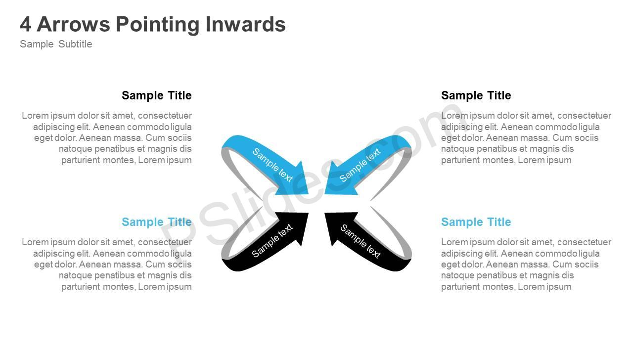 4-Arrows-Pointing-Inwards-PPT-Slide1