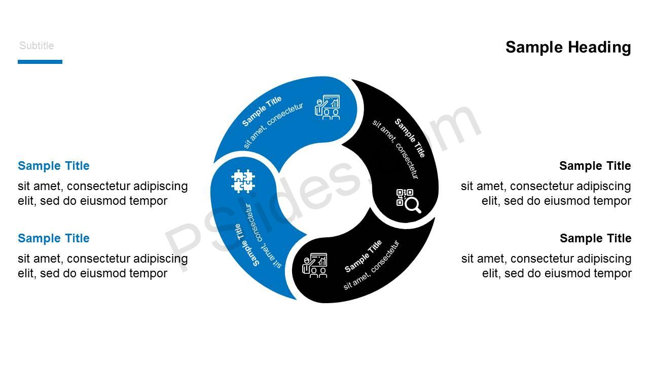 4-Stage-Circular-PPT-Diagram-with-Icons-Slide1