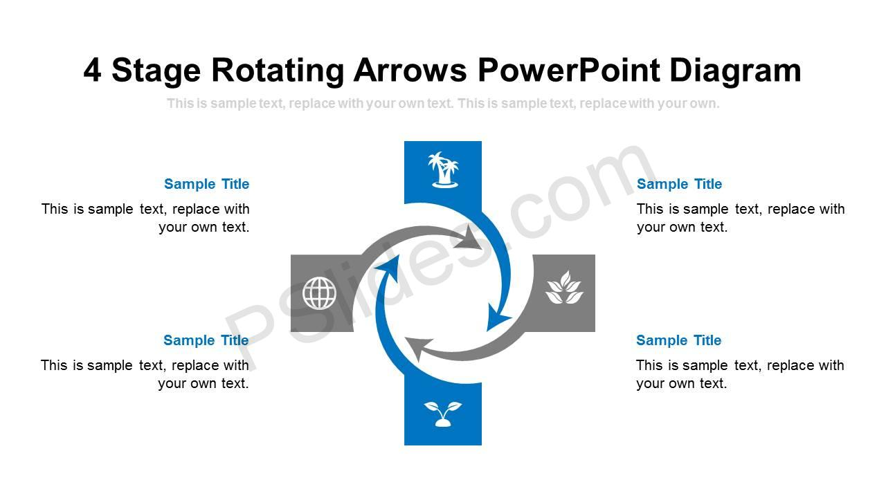 4-Stage-Rotating-Arrows-PowerPoint-Diagram-Slide1