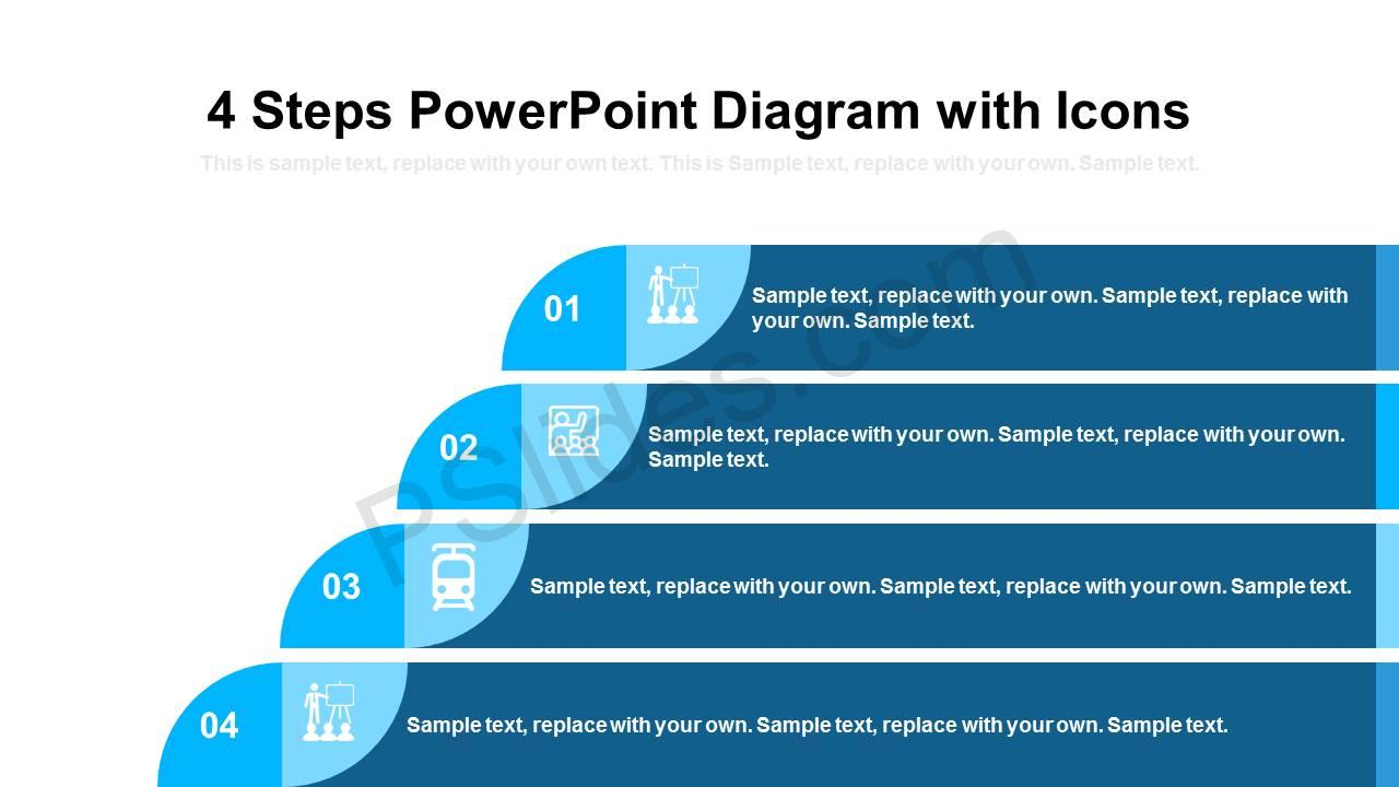 4-Steps-PowerPoint-Diagram-with-Icons-Slide1