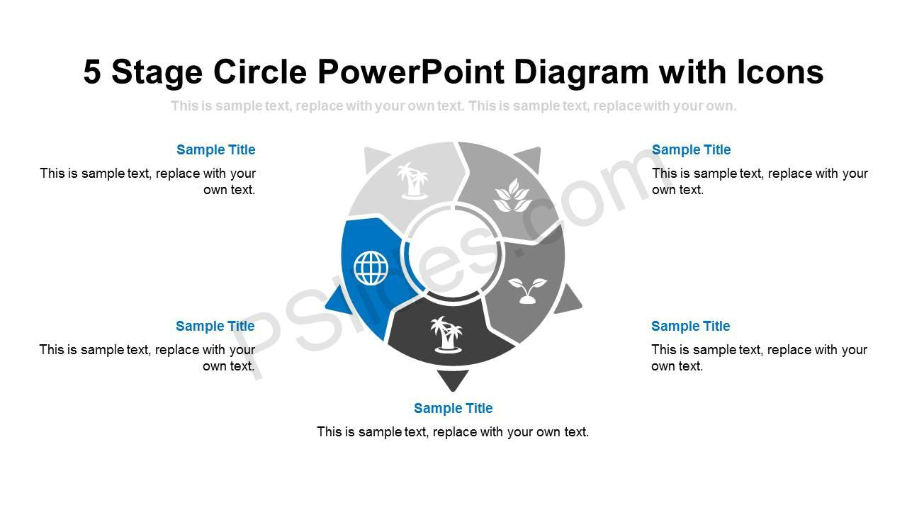 5-Stage-Circle-PowerPoint-Diagram-with-Icons-Slide1