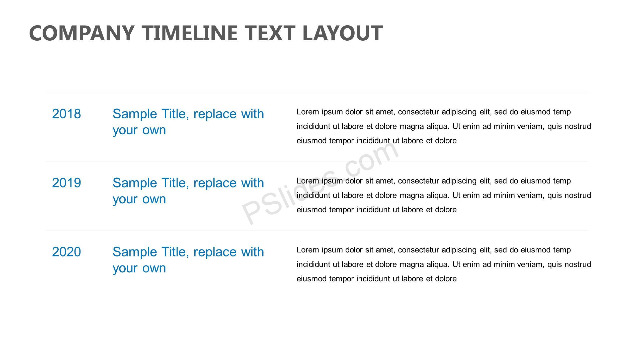 Company-Timeline-Text-Layout-Slide1