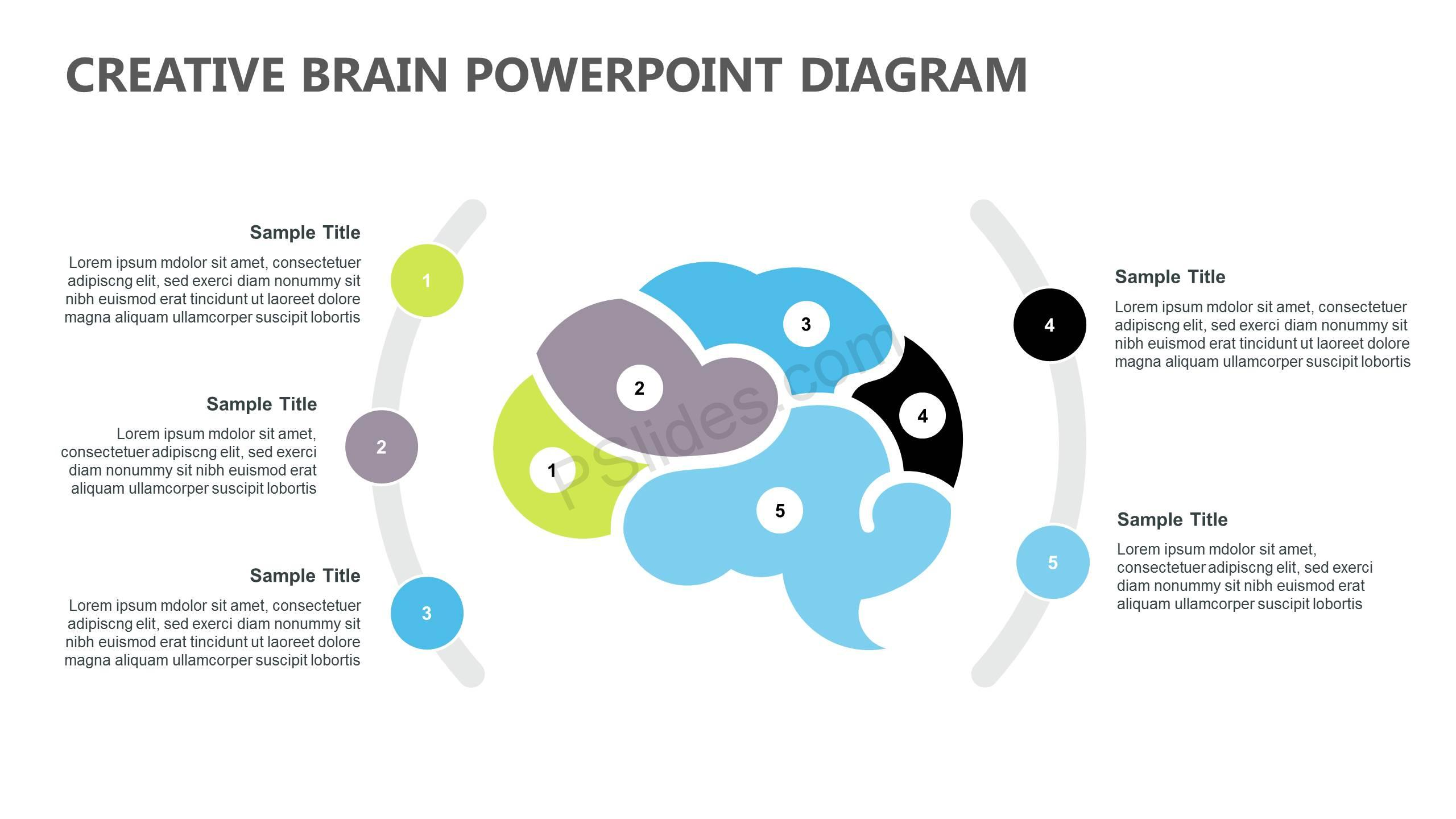 Creative-Brain-PowerPoint-Diagram-Slide1