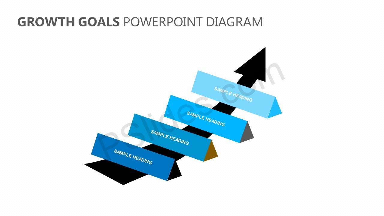 Growth-Goals-PowerPoint-Diagram-Slide1