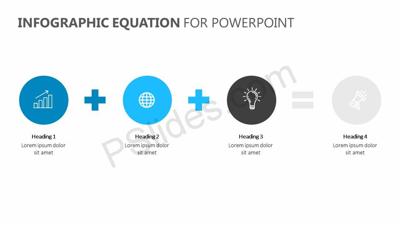Infographic-Equation-for-PowerPoint-Slide1