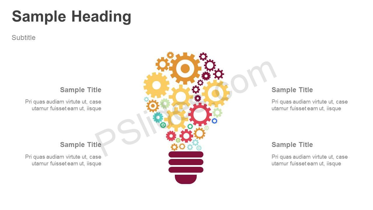 Light-bulb-Gears-PowerPoint-Diagram-Slide1