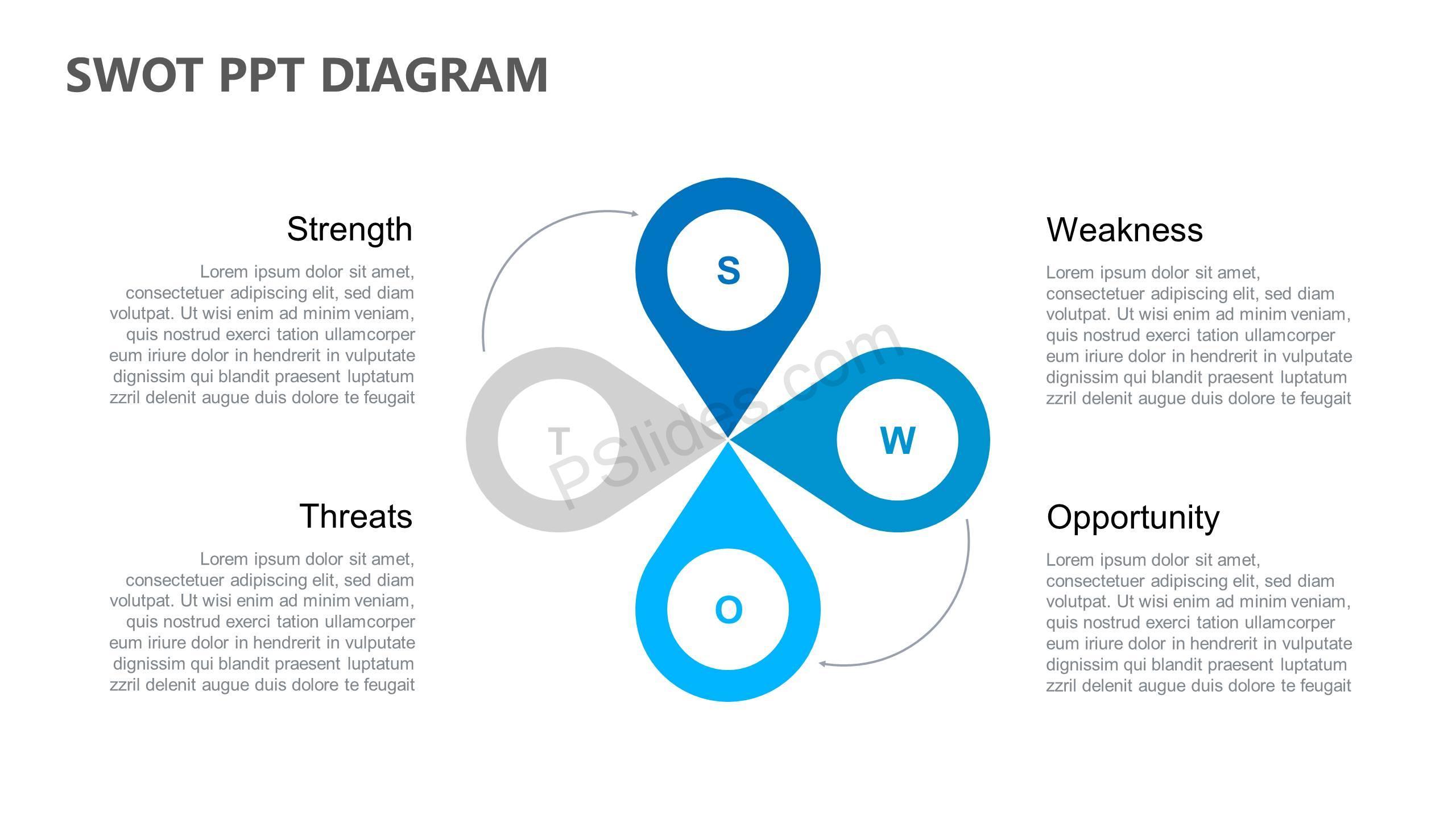 SWOT-PPT-Diagram-Slide1